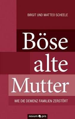 """Coverbild """"Böse alte Mutter"""""""