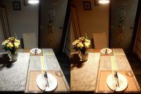 duolight in der Küche