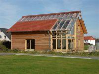Holzhaus als Bio-Passivhaus
