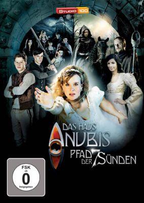DAS HAUS ANUBIS – PFAD DER 7 SÜNDEN ab 20. September 2012 auf DVD