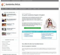 Der Hundebetten Online Ratgeber