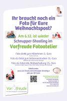 Schnupper-Shooting im Vorfreude Fotoatelier