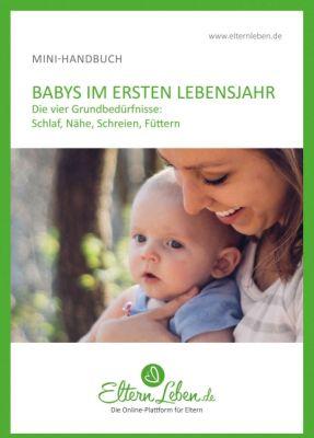 """""""Dein Baby im ersten Lebensjahr"""" von ElternLeben.de"""