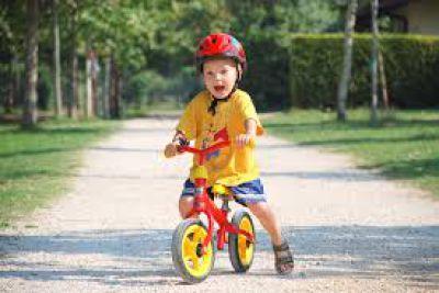 Kinderlaufrad-Test