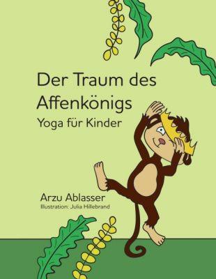 """""""Der Traum des Affenkönigs"""" von Arzu Ablasser"""