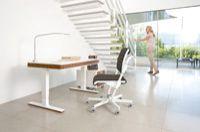 Designlinie moll unique – Tisch moll T7 und Stuhl moll S6