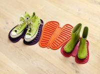 Shoo.pads gibt es für die ganze Familie in 3 Grössen - S, M & L
