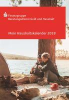 Der Haushaltskalender 2018 bietet kompakte und praxisnahe Tipps zu verschiedenen Verbraucherthemen. Foto: Geld und Haushalt