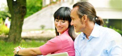 Tanja und Samy Bakry beraten Paare zu ihren Beziehungsfragen