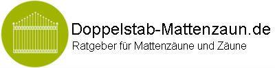 Doppelstab-Mattenzaun.de