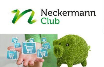 Neckermann Strom Club - Exklusiv für Neckermann Strom Kunden unter www.neckermann-club.de