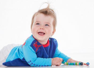 Das perfekte Outfit für robbende Babys!