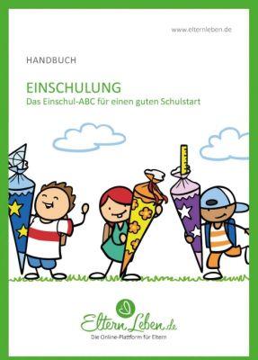 """""""Einschulung - Handbuch"""" von ElternLeben.de"""