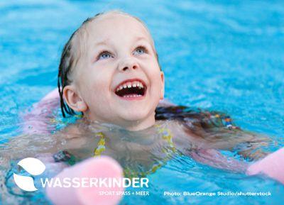 WASSERKINDER Schwimmkurse