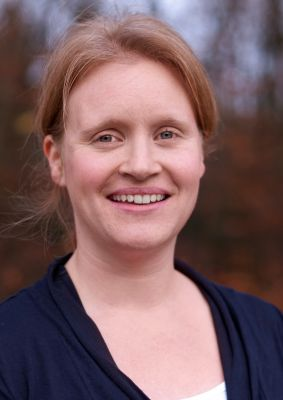 Jana Heise, Geschäftsführerin biond GmbH