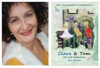 Eva Reichl stellt am 11.11. auf der Buchmesse BUCH WIEN ihren zweiten Kinderkrimi aus der Clara & Tom-Reihe vor vor.