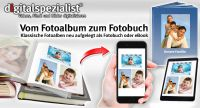 Familienschätze heben & bewahren - Fotoalbum digitalisieren und sichern