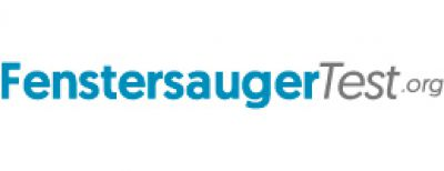 Fenstersaugertest.org Logo