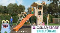 OSKAR Spieltürme - ungeheuer günstig und schrecklich gut