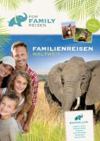 For Family Reisen - Der neue Katalog