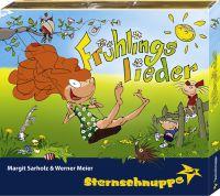 """Die neue Sternschnuppe-CD """"Frühlingslieder"""" gibt es ab sofort im Handel."""