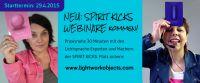 Wie cool ist das denn? SPIRIT KICKS helfen energetisch!
