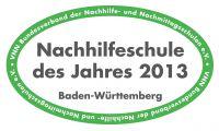 Die Private Nachhilfeschule Dr. C. Sussieck in Schwetzingen ist Gewinner des VNN-Awards Nachilfeschule des Jahres 2013 in BW.