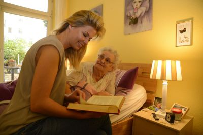 Pflege zu Hause: Kompetente Betreuung im eigenen Heim