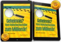 """Nr. 1 Bestseller Amazon Kindle ebook: """"Geheimnis? Vom Volkshochschüler zum Millionär!"""", Autor Ralf Schütt, """"Finanzberater Hamburg"""""""