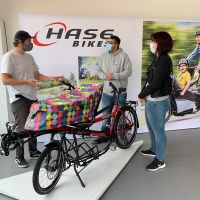 Hase Bikes: persönliche Beratung und Probefahren beim Hersteller statt Messen