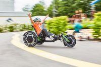 Action auf Rezept: das neue Trets von Hase Bikes