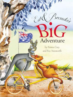 Das Abenteuerbuch zum PINO von HASE BIKES: Ed & Brenda's Big Adventure