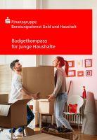 """Der """"Budgetkompass für junge Haushalte"""" enthält auf über 50 Seiten Tipps, nützliche Checklisten und viele Infos"""