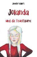 Die fantastische Geschichte von Jennifer Willert handelt von einem Mädchen in der Pubertät.