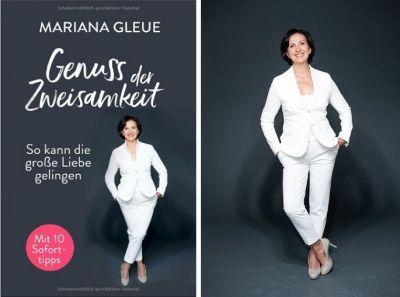 Mariana Gleue, Buchautorin undBeziehungscoach