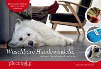 piccobello Hundewindel - die waschbare Hundewindel. Für alle Rassen und alle Grössen. Saugstark und sicher