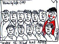 "Jedes 12. Kind hat ""ADHS"""