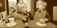 Füttern doppelt kinderleicht mit LaLatz