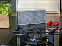 Küche und Kochen: Neuer Luftreiniger von Distelkamp-Electronic filtert Rest-Fettpartikel aus Küchendunst