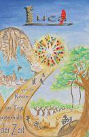 Luca und die Reise am Tag außerhalb der Zeit – turbulenter, hoffnungsspendender Abenteuerroman