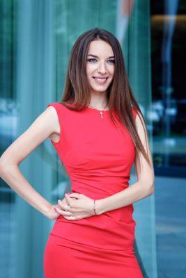 Die Unternehmerin Marina Morskaya führt in Kiew die internationale Partnervermittlung SoulSpring (https://soulspring.eu).