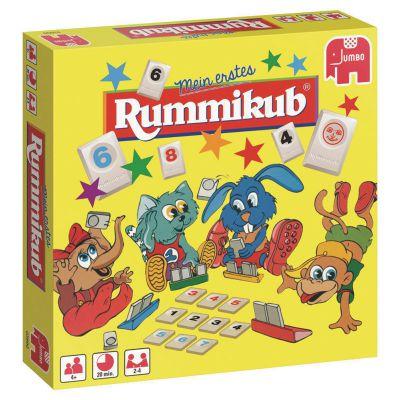 Mein erstes Rummikub von Jumbo - großer Spielspaß für kleine Spieler