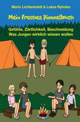 """""""Mein freches Pimmelbuch"""" von Mario Lichtenheldt"""