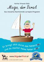 Migo, der Pirat - Das innovative Rechtschreib-Lernspiel-Programm