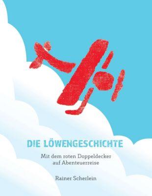 """""""Mit dem roten Doppeldecker auf Abenteuerreise"""" von Dr. Rainer Scherlein"""