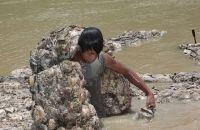 ausbeuterische Kinderarbeit in Indonesien