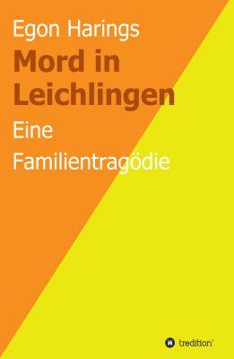 """Mord in Leichlingen"" von Egon Harings"