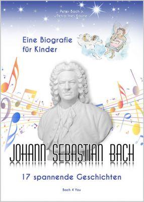 Das Musiker-Geschenk für kleine Bach-Verehrer: Die Bach-Biografie für Kinder. Die coole Idee: Erst selbst lesen, dann verschenken.