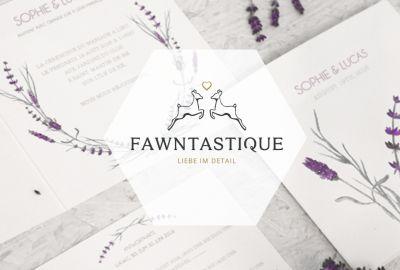 Neue Papeteriemarke: Fawntastique