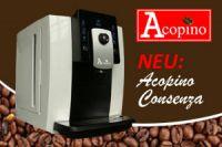 Der neue Kaffeevollautomat von Acopino